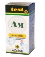 Aquar test AM 20 ml (amoniak)