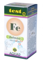 Aquar test Fe 20 ml (železo)