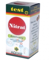 Aquar test Nitrat 20 ml (NO3-)