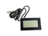 Digitální teploměr s externím čidlem (bateriový)