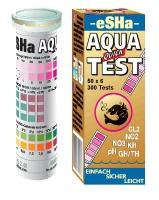 eSHa Aqua-Quick-Test 50 proužků (testovací proužky)