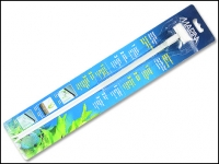 Hagen Marina škrabka se žiletkou 45,5 cm (bílý plast)