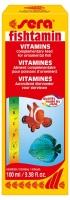 Sera Fishtamin 100 ml (vitaminy pro akvarijní ryby)