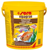 Sera Vipagran 10 000 ml (měkké granule)