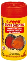 Sera Discus Color Red 100 ml (granule pro terčovce)